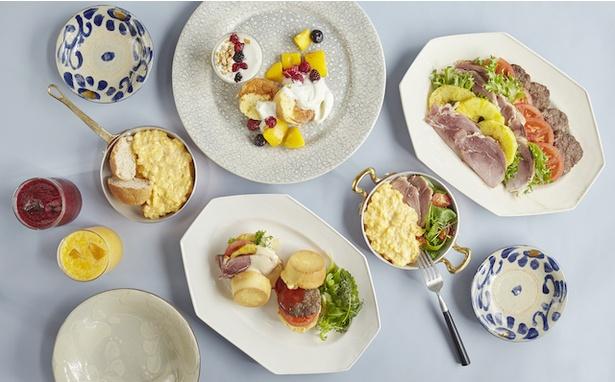 洋食メニューもバラエティ豊富 / Lequ Okinawa Chatan Spa & Resort