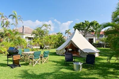 グランピングを満喫できる / フサキビーチリゾート ホテル&ヴィラズ