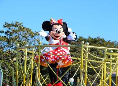 今年4月15日にはキャラクターグリーティング施設「ミニーのスタイルスタジオ」がOPEN