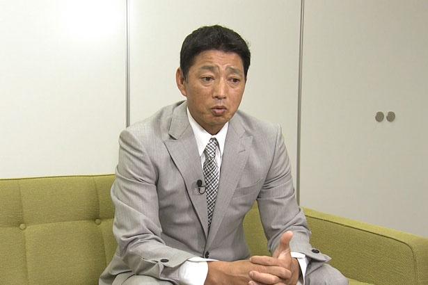 震災当時の葛藤を話すオリックスの田口壮野手総合兼打撃コーチ(50)