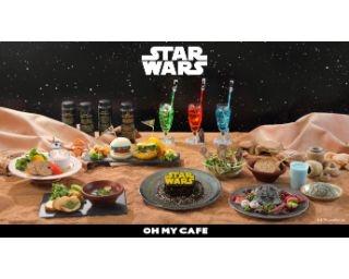 「スター・ウォーズ」OH MY CAFEが期間限定オープン!