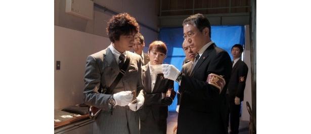 【写真】5月11日(水)放送の第5話では、あるカードが事件の鍵を握る!?