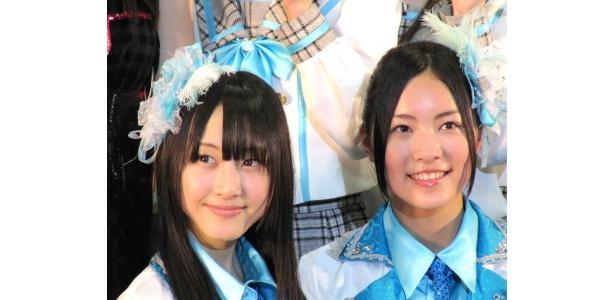 JRコンビ(玲奈、珠理奈)は選抜総選挙へ、SKE一丸となって挑むことを宣言!