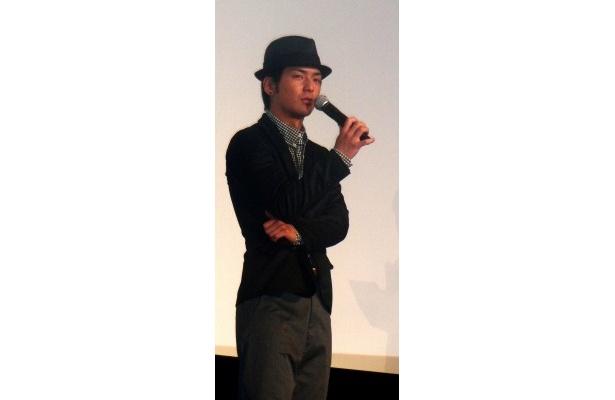 「力強いメッセージがたくさん詰まった作品だと思うので、皆さんに少しでもポジティブなメッセージが伝わればうれしい」と話す石田