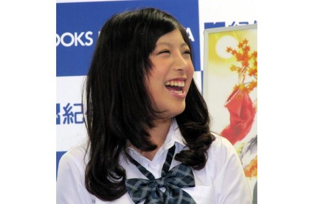 田井中は「ずっと一緒におってな」とはんなり京都弁で告白