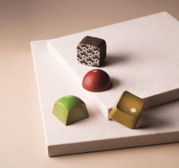 〈Nakamura Chocolate〉「セレブレーションBox」