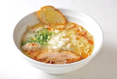 【写真】1位獲得の名店が誇る、彩り美しい鶏白湯ラーメン