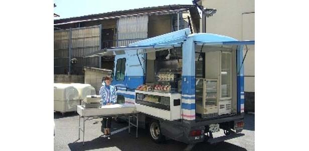 【画像】被災地で活躍する移動販売車「モバイルローソン号」