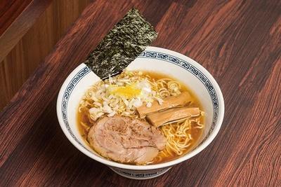 煮干しがじんわり染みるNEO東京醤油