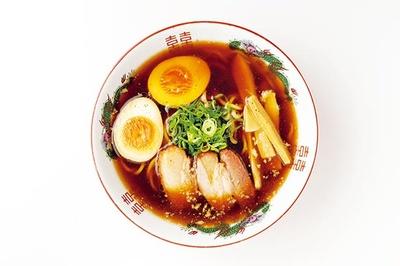 子供も安心して食べられる優しい味わいの「中華そば」