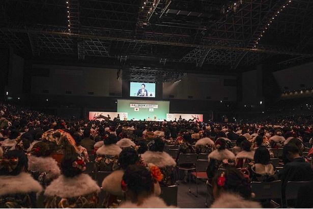 2020年の福岡市成人式