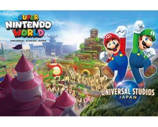 2020年最注目! 大阪・USJでリアルなマリオの世界を体験できる「SUPER NINTENDO WORLD」最新情報が発表