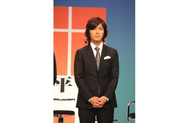 「実は理系人間で日本史とか苦手です」と話す藤木