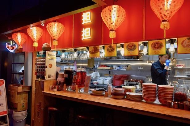 担担麺専門店『KOBEENISHI』