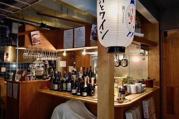 お出しとワインの店『アトリエスタ食堂』