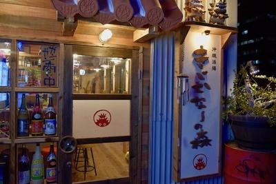 沖縄料理の『沖縄酒場きじむなーの森』