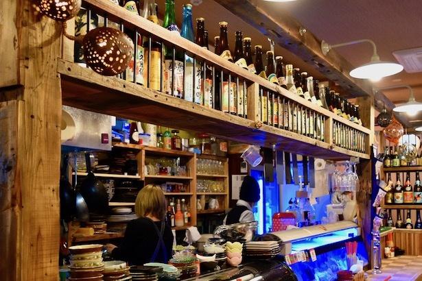 沖縄らしい時間感覚「ウチナータイム」を店内で楽しもう