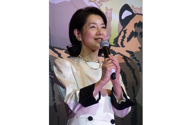 チャプラの母親の声とナレーションを担当した吉永小百合
