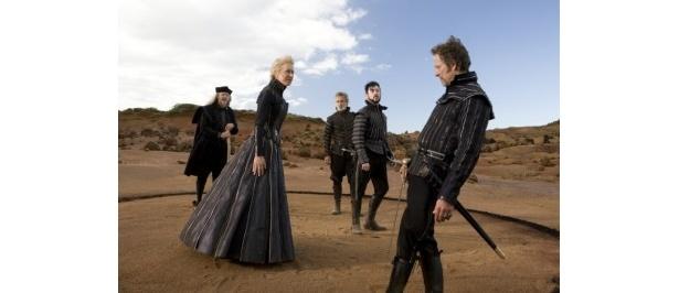 【写真】世界的劇作家シェイクスピア最後の作品かつ最高傑作といわれる「テンペスト」