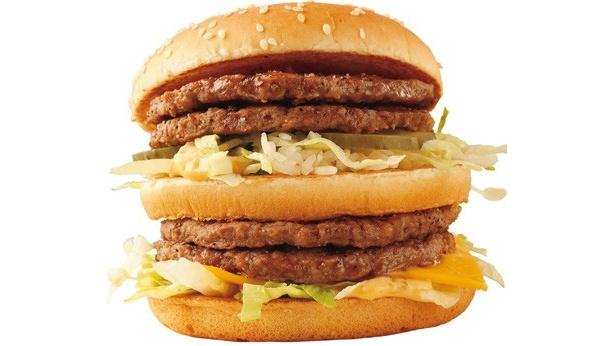 """ついに伝説の巨大バーガー「メガマック」が復活を遂げる! ほかにも各社から""""肉""""にこだわった""""初夏バーガー""""が続々登場!"""