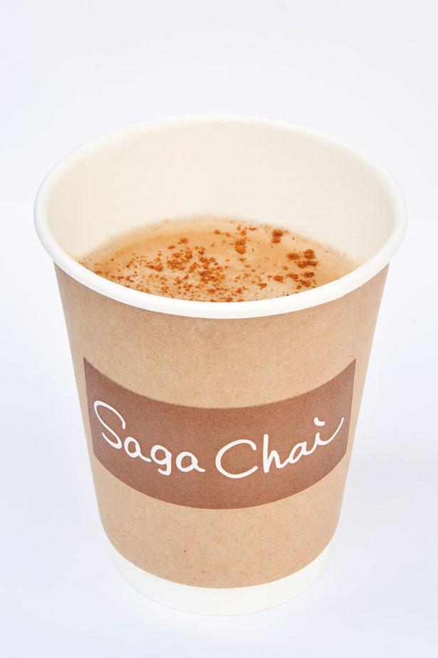 Saga Chai〜和紅茶〜(400円・税込) / Saga Smoothie