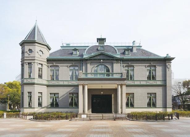 【画像を見る】希少なフレンチルネサンス様式を採用 / 旧福岡県 公会堂貴賓館