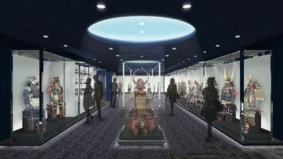 刀の展示数は日本最大級!「名古屋刀剣博物館 名古屋刀剣ワールド」が6月にオープン