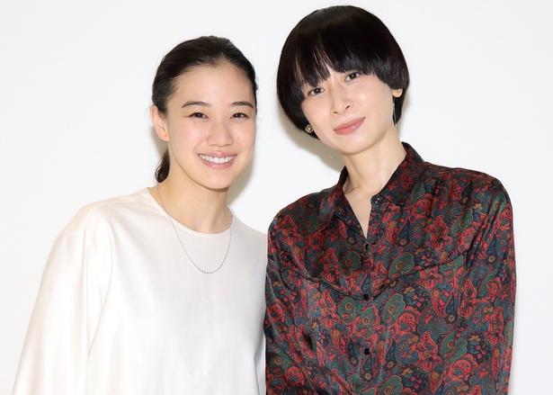 蒼井優、タナダユキ監督と夫婦・結婚について語り合う!