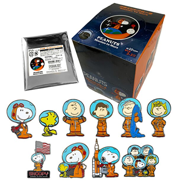 「ブラインドブローチBOX(Mission to Mars)」(7700円)※ブローチサイズ:H3.5×W3.5cm以内、全10種類