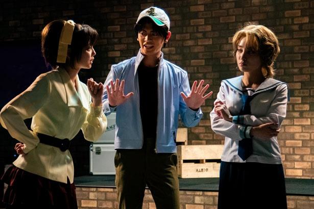 大岡紅葉も登場し、エンディングショーの推理劇はヒートアップ!