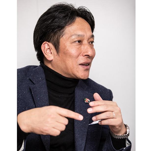 箱根駅伝で2年振りの総合優勝を果たした青学の名将、原晋監督