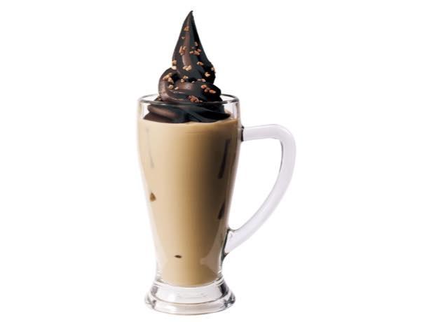 濃厚カカオと香り立つカフェオーレが楽しめる「クリームオーレ」