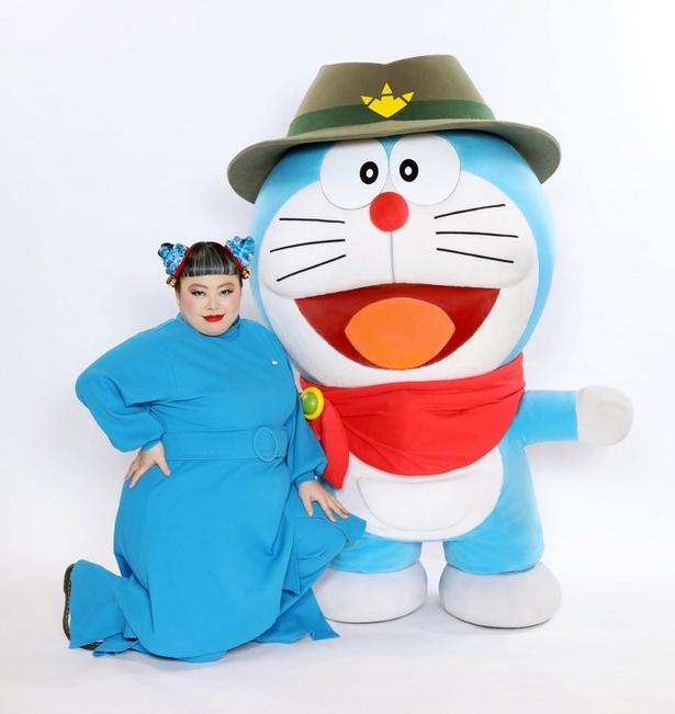 """""""ドラえもん愛""""を熱く語る渡辺のコメントも到着!"""