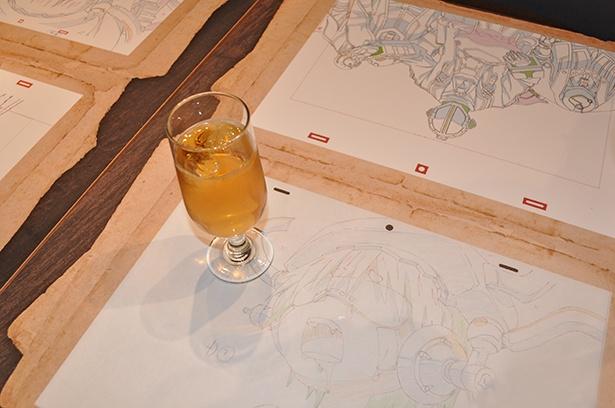 「レグから採取された液体」(ノンアルコール:600円/アルコール:700円)