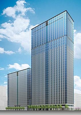 東京駅に誕生する「シャングリ・ラ ホテル 東京」