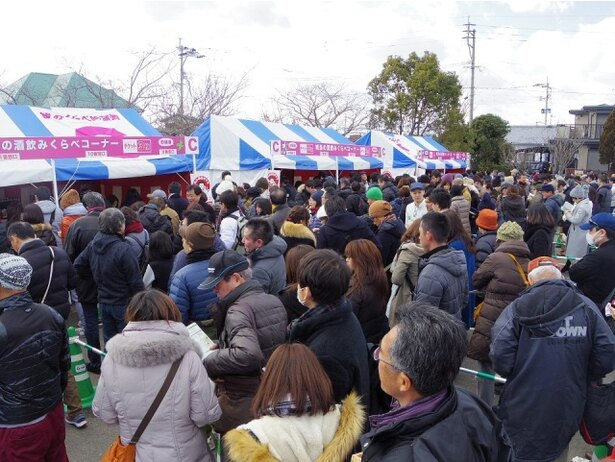 第26回 城島酒蔵びらき / 九州最大級の日本酒イベント