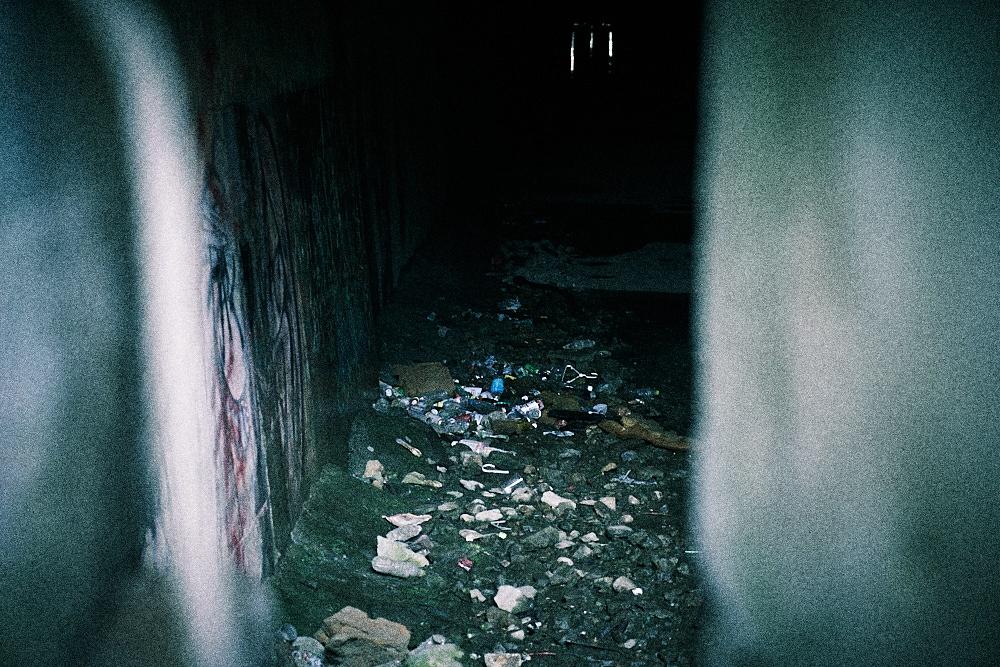 いぬ なき トンネル