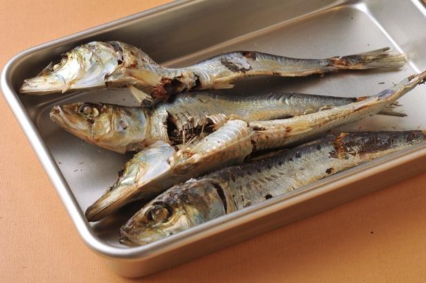 こだわりのヒラコ煮干しを贅沢に使用 / らぁ麺 蒼空