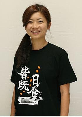 トカラ皆既日食記念Tシャツ(2480円)も登場