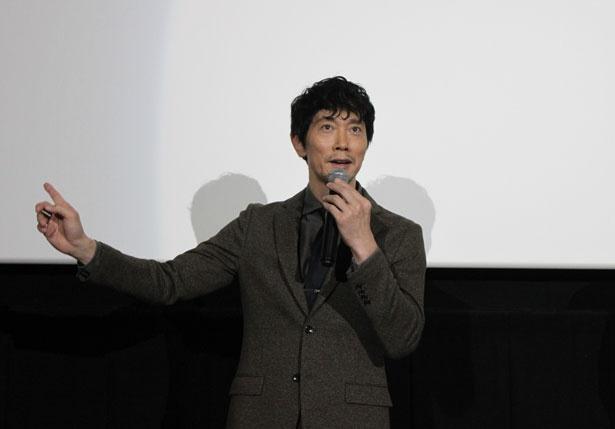 学生時代は新京極界隈をウロウロしていたと話す佐々木蔵之介