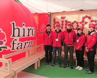 SNS映えの綺麗なハウスでいちごを堪能できる「ヒロファームいちご狩り」が埼玉県で実施中