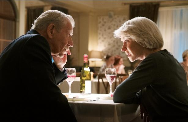 ともにキャリア50年以上!英国の至宝2人が待望の映画初共演