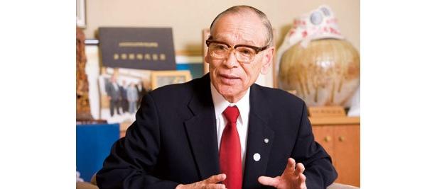 御年80歳! いまや全国一有名な町長 といっても過言ではない青木國太郎氏