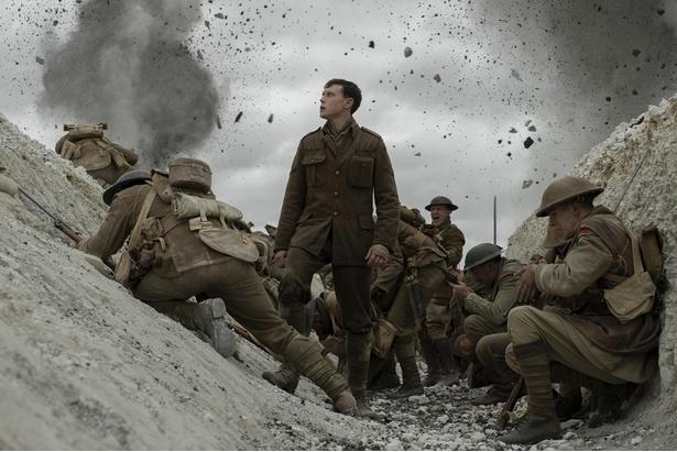 ワンカットで撮影された迫力の映像による体感型作品『1917 命をかけた伝令』