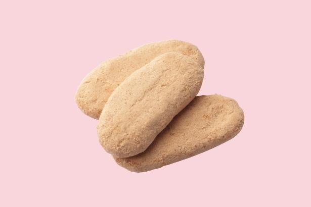 ハッピーターンズ黒糖きな粉(10枚入り500円)/ハッピーターンズ