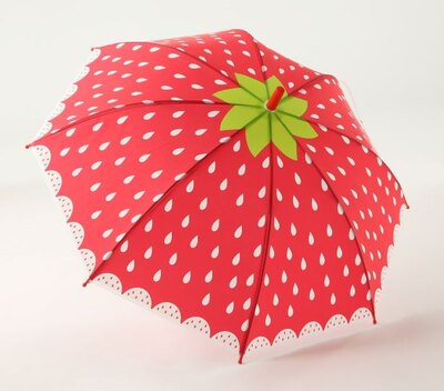 「スリーコインズ」の傘は税込330円