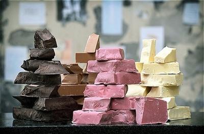ダーク、ミルク、ホワイトに続き約80年ぶりに新たに登場した「第4のチョコレート」