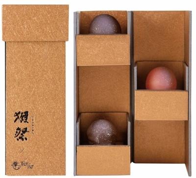 【モンシェール】獺祭ボンボンショコラ 味わいと薫りの祝宴~ルビーとショコラ~3個入