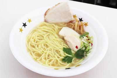 地鶏とハマグリの両方の旨味を存分に引き出した絶品スープ / らーめんstyle JUNK STORY