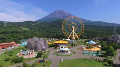 富士山を間近に望むロケーションも魅力